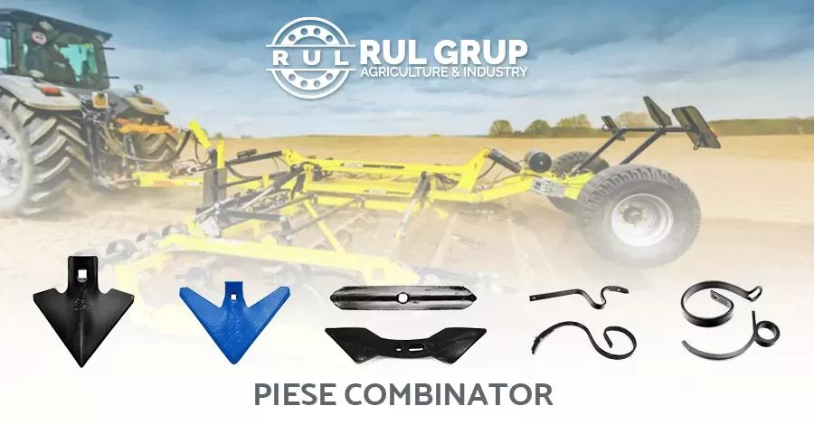 Piese combinator agricol